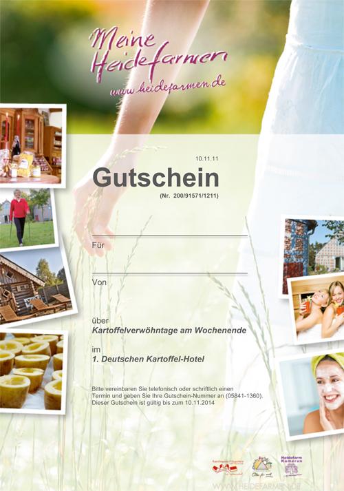 Hotelgutschein Urlaub Hotel Niedersachsen Kartoffel Hotel De